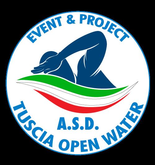 Logo Tuscia Open Water per eventi e progetti